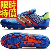 足球鞋-新品造型經典輕量男運動鞋3色63x27[時尚巴黎]