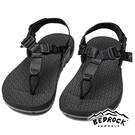 【BEDROCK】CAIRN 3D PRO II 越野運動夾腳涼鞋『Black黑』CAIRN3DP 旅遊.健行.水陸鞋.綁帶涼鞋