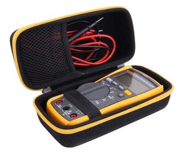 [2美國直購] 收納盒 Hard Case Replacement for Fluke 117/115/116 Digital Multimeter by Aenllosi