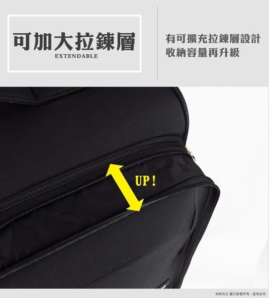 《熊熊先生》新秀麗 Samsonite 行李箱 可加大 布箱 商務箱 25吋 TSA海關鎖 旅行箱 AP5
