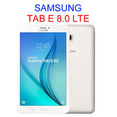 SAMSUNG Galaxy Tab E 8.0 (T3777) 4G LTE可通話平板電腦~送螢幕保護貼+書本式皮套