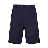 【南紡購物中心】【ATUNAS歐都納】男款彈性五分褲(A2PA2115M深藍)