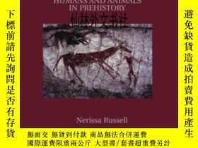 二手書博民逛書店【罕見】 Social Zooarchaeology: Humans And Animals In Prehist