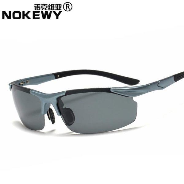2018新品TR90男士太陽鏡運動款偏光鏡釣魚開車墨鏡潮駕駛太陽眼鏡