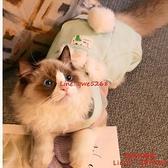 貓咪衣服幼貓秋季藍貓布偶貓寵物貓貓冬季四腳小貓防掉毛秋裝【時尚好家風】