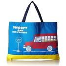 CR14209【日本進口正版】史努比 Snoopy 學院篇 手提袋 手提包 肩背包 PEANUTS - 142090