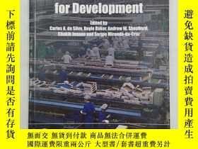 二手書博民逛書店Agro罕見Industries for Development