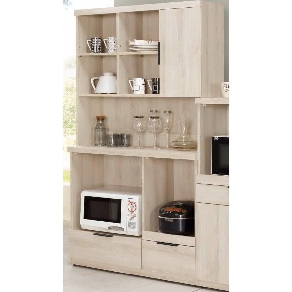 櫥櫃 餐櫃 MK-900-1 塔利斯3.3尺收納櫃【大眾家居舘】