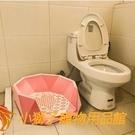 寵物狗狗廁所小型犬用品大號大型犬自動沖水狗尿盆便盆【小獅子】