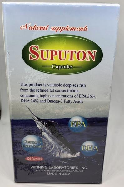 『買四送1』安博氏 名賜通魚油膠囊 (美國原裝進口)(EPA+DHA 完美黃金比例) Omega-3