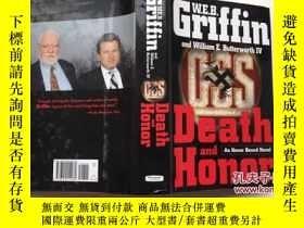 二手書博民逛書店Death罕見and Honor 死亡和榮譽(Honor Bou