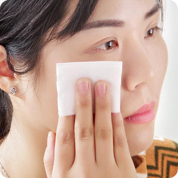 一次性化妝棉222片裝 加厚卸妝棉臉部潔面巾擦臉巾美容化妝工具