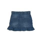mothercare 藍荷葉邊單寧短裙-單寧系列(M0SB737)12個月~5歲