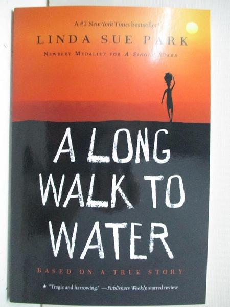 【書寶二手書T7/原文小說_BDD】A Long Walk to Water_Park, Linda Sue