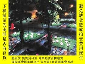 二手書博民逛書店INTERIOR罕見SPACE 10 Indoor & Outdoor Landscape(16開硬精裝有護封,英