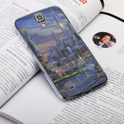 Samsung Galaxy J N075T 手機殼 硬殼 自由女神