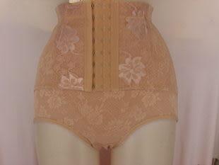束身美體三角短褲 調整型8排前扣 產後收腹提臀(L)