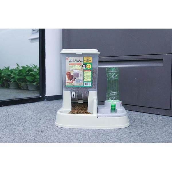 貓咪狗狗自動喂食器愛麗絲飲水機喂水器食盆水碗