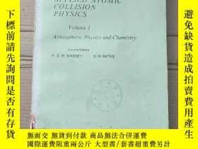 二手書博民逛書店applied罕見atomic collision physics volume 1(P1779B)Y1734
