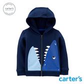 【美國 carter s】鯊魚咬一口!連帽外套-台灣總代理