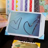 韓國文具 絢彩照片裝飾角貼紙(102枚入)【庫奇小舖】不挑色