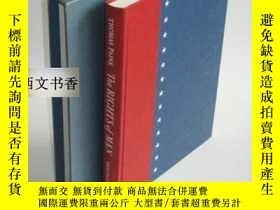 二手書博民逛書店潘恩著《人權論》罕見Lynd Ward版畫插圖,精裝24開,19