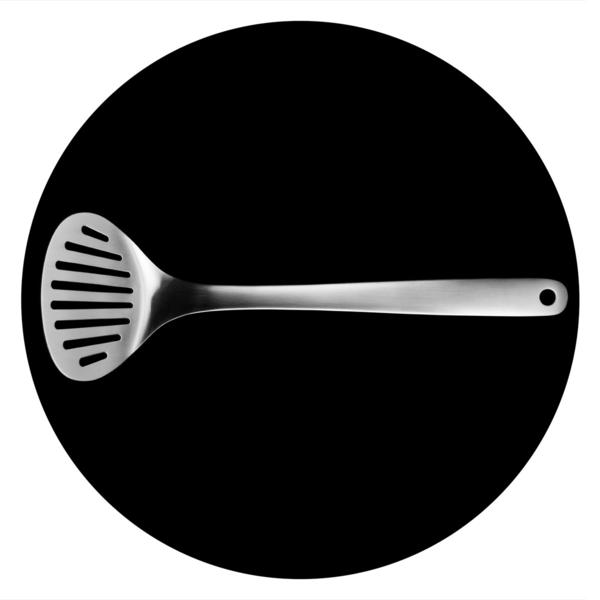 日本 Sori Yanagi Stainless Steel Kitchen Tools 柳宗理 不鏽鋼廚具系列 鍋鏟(小尺寸)