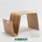 茶几 設計師茶幾簡約時尚咖啡廳大客廳現代創意實木北歐邊幾桌子小茶幾-三山一舍JY