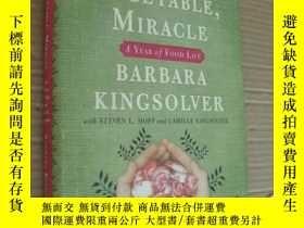 二手書博民逛書店Animal,罕見Vegetable, Miracle:A Ye