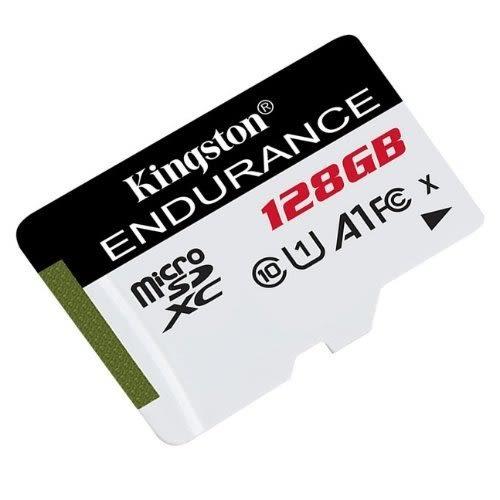 金士頓 高耐用記憶卡 【SDCE/128GB】 128G micro SDXC 每秒 讀95MB 寫45MB 新風尚潮流