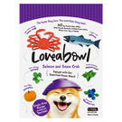 Loveabowl囍碗 全齡犬-無穀天然糧系列- 鮭魚&雪蟹 250g