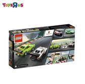 玩具反斗城 樂高 LEGO  賽車系列  75888保時捷Porsche911 RSR and Turbo3.0