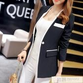 西裝外套 2020春夏新款韓版女裝小西裝女外套時尚氣質長袖西服上衣女  韓慕精品