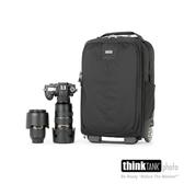 【thinkTANK 創意坦克】Airport Essentials Rolling Backpack 輕型旅遊行李箱 TTP730511