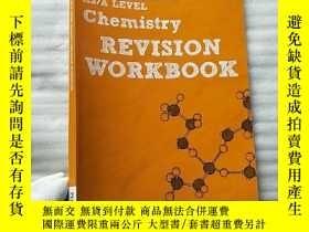 二手書博民逛書店REVISE罕見EDEXCEL AS A LEVEL Chemistry REVISION WORKBOOK 【书