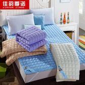 水洗床墊學生宿舍榻榻米海綿褥子可折疊單雙人墊被1.5m1.8米床褥 七夕情人節