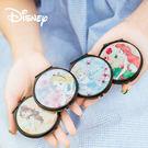 Disney迪士尼 超薄時尚圓形雙面鏡/...