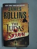 【書寶二手書T7/原文小說_NFE】The Judas Strain_ROLLINS, JAMES