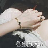 手鍊 韓國飾品手鐲 圓環鍊條金屬手鐲手環手鍊 名創家居館