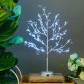 LED網紅檯燈小禮品裝飾客廳燈臥室床頭燈水晶星星燈生日禮物燈WY【雙12 聖誕交換禮物】