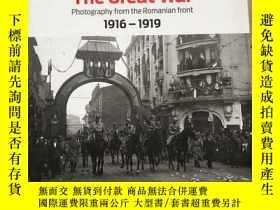 二手書博民逛書店the罕見great war photography from the romanian front 1916-1