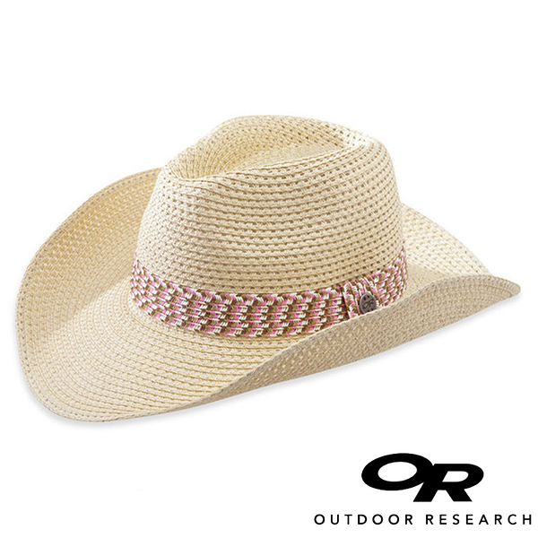 【OR 美國】Outdoor Research Cira Cowboy女透氣編織牛仔帽『稻黃』250196 登山.戶外.露營.防曬帽.紳士帽
