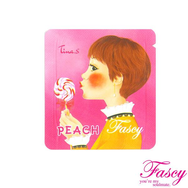 【Fascy】甜心香芬滋潤護手霜-戀愛甜桃1.5ml ◆86小舖 ◆
