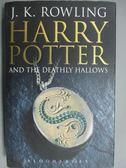 【書寶二手書T1/一般小說_JOX】哈利波特-死神的聖物_英文版_J.K. ROWLING