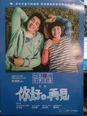 挖寶二手片-K08-008-正版DVD*華語【你好 再見】-紀培慧*布魯斯*庹宗華