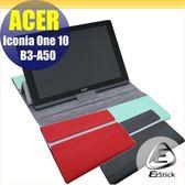 【Ezstick】ACER Iconia One B3-A50 平板皮套 (通用型#10) 265x175mm