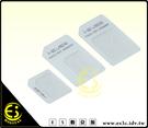 ES數位 Apple iPhone 5C iPhone 5S  iphone 5 iPhone 4 NEWiPad iPad 2 Nano SIM Micro SIM 轉接卡 還原卡 三...