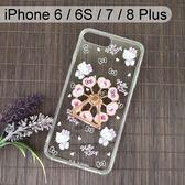 三麗鷗摩天輪手機殼 [甜心樂園] iPhone 6 / 6S / 7 / 8 Plus (5.5吋) 指環支架 Hello Kitty 雙子星【正版】