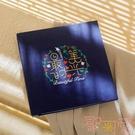 麂皮絨6/7寸相冊本插頁式家庭影集容量紀念冊相簿【聚可愛】