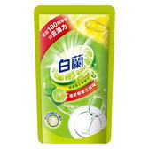 白蘭動力洗碗精補充包檸檬800g【康是美】